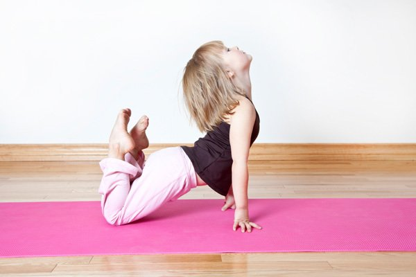 fun yoga poses for kids R2i2qZmw