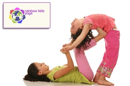 fun yoga poses for kids TABXVAaM