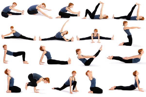 power yoga poses for weight loss work out picture a