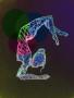 Yoga Pose Art