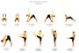Different Yoga Poses Pictures