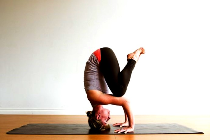 Headstand Yoga Pose