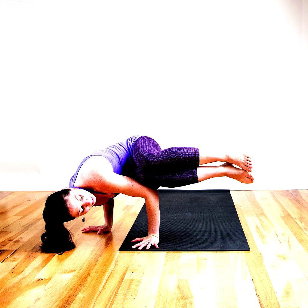 Acro/Partner Yoga - Pose / Asana Image by PohTeng