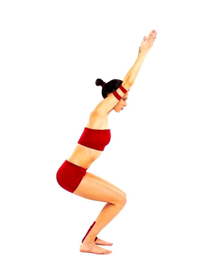 Utkatasana Yoga Pose Picture