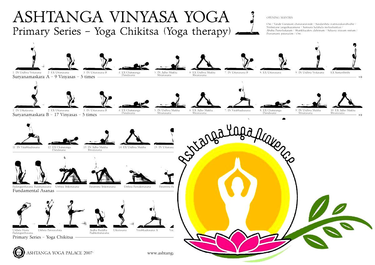 Vinyasa Yoga Poses Pdf