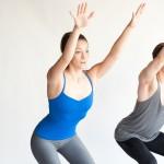 Yoga Chair Poses