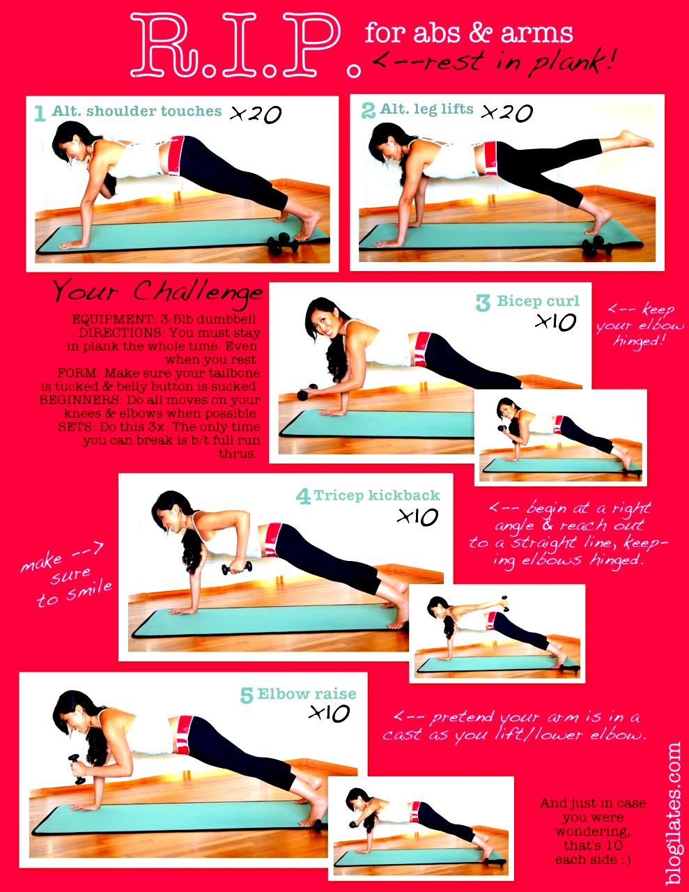 Yoga Workout Plan Healthy Fitness Training Routine Health Abs