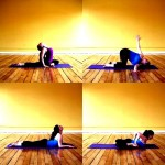 Yoga Poses For Back Pain Series