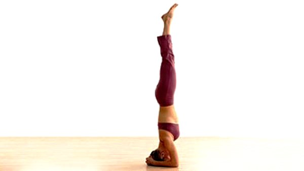 Yoga Poses Headstand Picture
