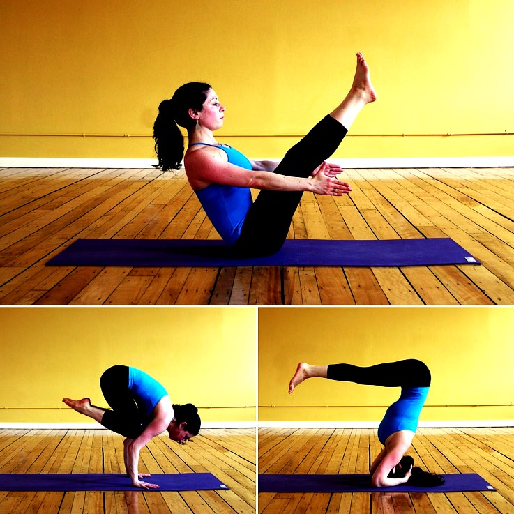 Yoga Poses to Tone and Strengthen