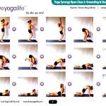 Postnatal Yoga Poses