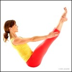 Boat Yoga Pose – Core Yoga Poses