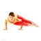 Eight-Angle Pose – Yoga Poses