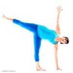 Half Moon Pose – Balancing Yoga Poses