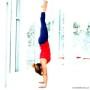 Handstand – Balancing Yoga Poses