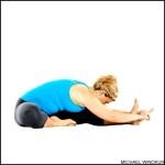 Head-to-Knee Forward Bend – Forward Bend Yoga Poses