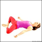 Reclining Bound Angle Pose – Hip Opening Yoga Poses