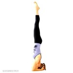 Supported Headstand – Balancing Yoga Poses