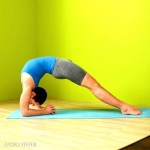 Upward Facing Two-Foot Staff Pose – Chest Opening Yoga Poses