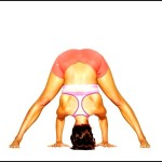 Wide-Legged Forward Bend – Forward Bend Yoga Poses