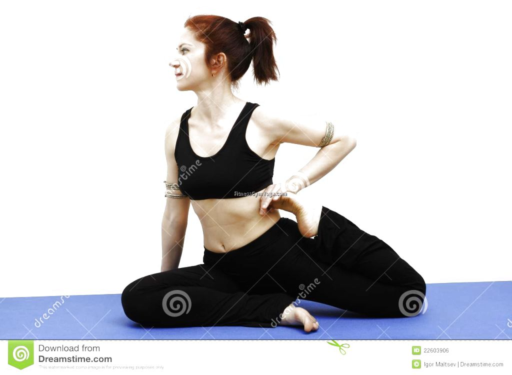 Yoga Pose Sitting - Work Out Picture Media - Work Out ...