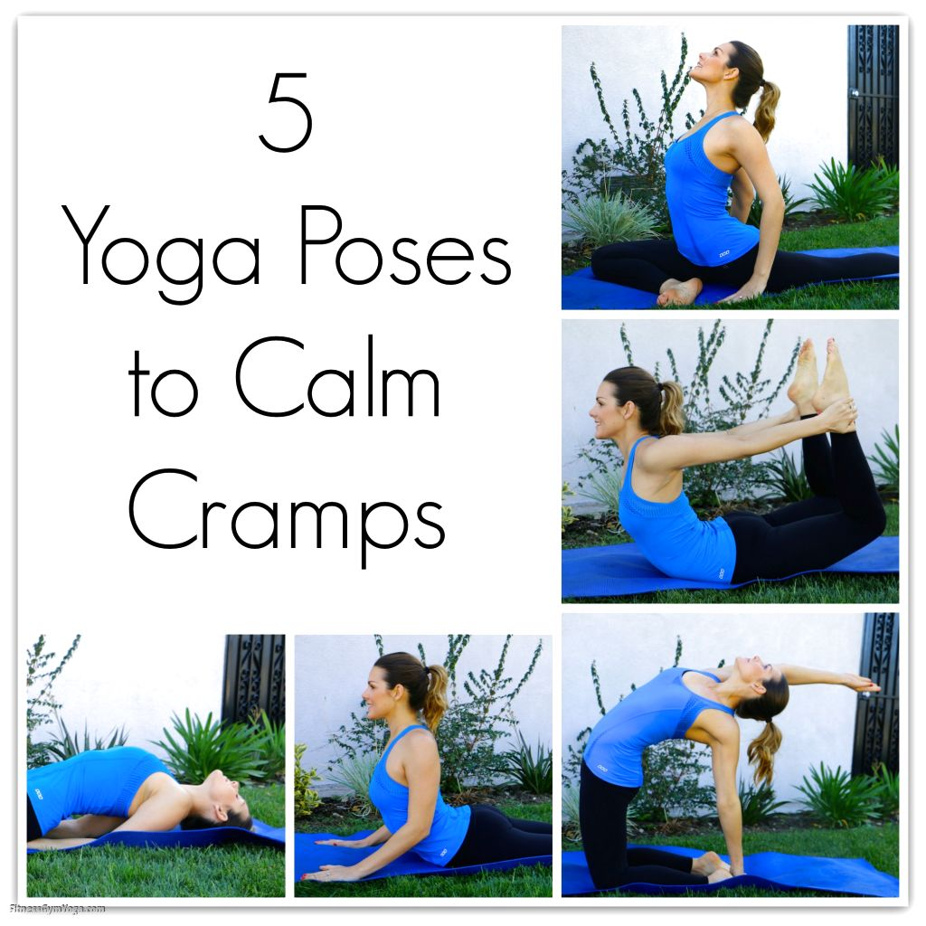 Yoga Poses For Cramps - Work Out Picture Media - Work Out ...
