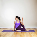 Yoga Poses Photos