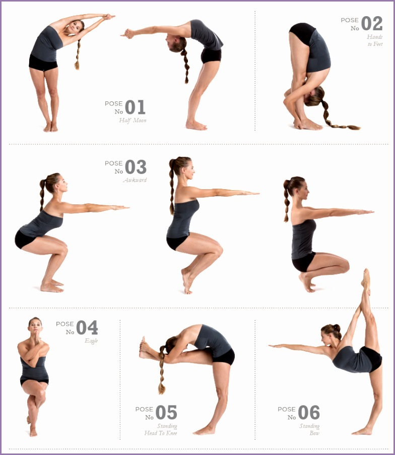 26 Bikram Yoga Poses