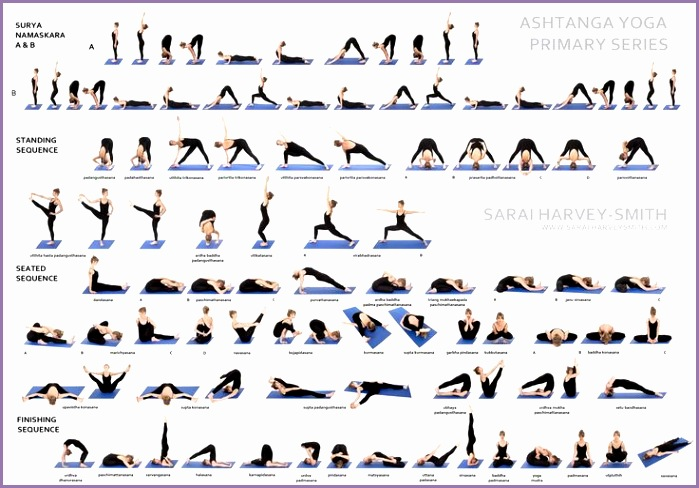 ashtanga yoga poses cheat sheet Google Search