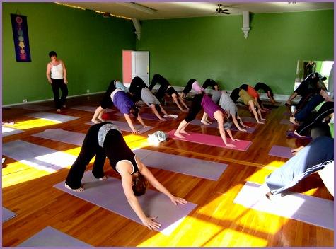 vinyasa yoga flow yoga