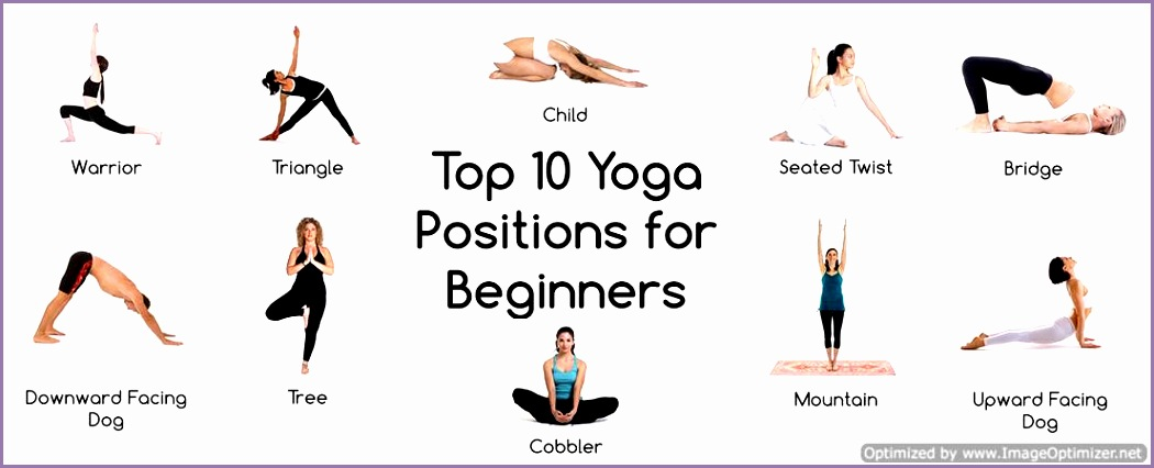 5 Beginner Yoga Positions Beginning Dgjera New Chiang Mai In