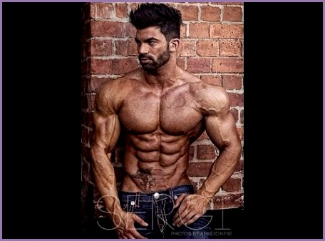 best male fitness models in the world 2016 HD