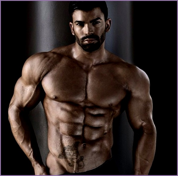 Sergi Constance The Best 46 Pics This Shredded Spanish Fitness Model