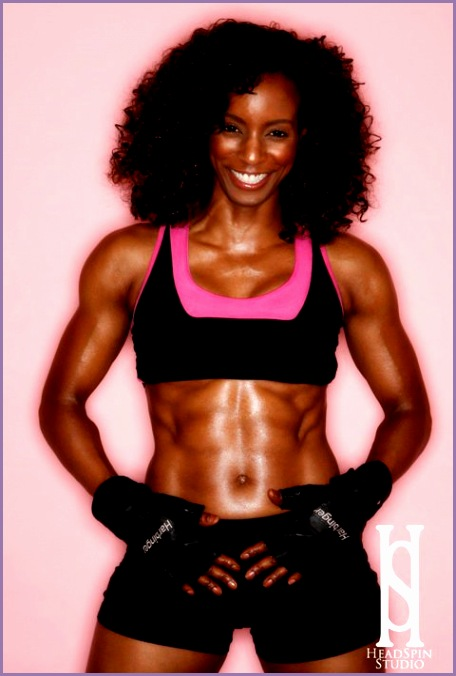 Black Female Fitness TrainersWorkouts Personal Trainer Traineragazines