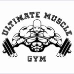 8 Bodybuilding Gym Logos