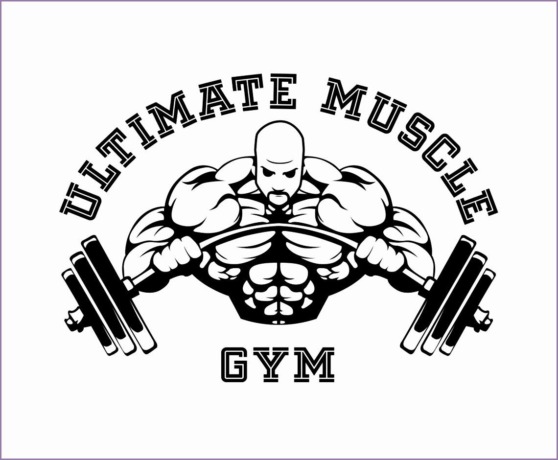 Logo Design by PATRICK for Logo design for bodybuilding gym in the UK Design
