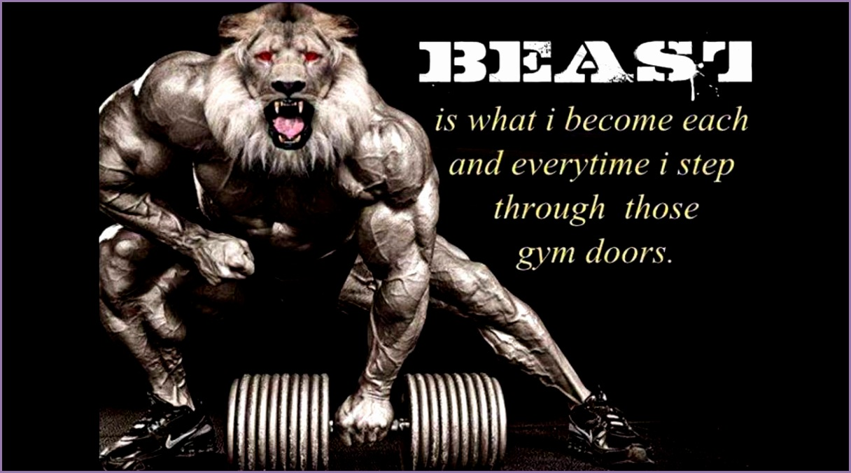 Animal bodybuilding quotes