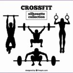 8 Crossfit Silhouette