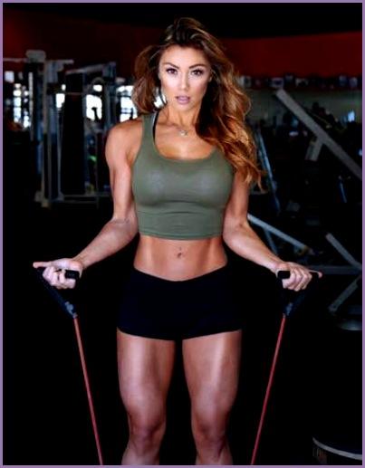 Recordar pasaros por nuestra seccion de Pivones del Fitness si quereis conocer bien a estas mujeres fitness y saber sus rutinas y ejercicios para poseer