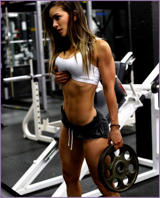 foto chica fitness 25