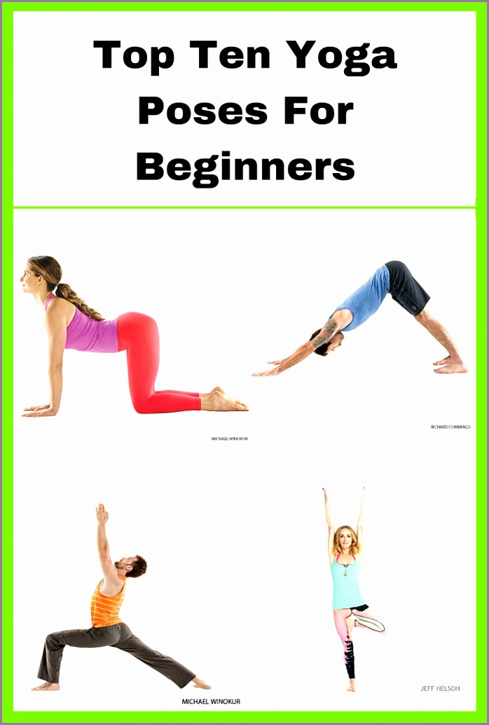 Top Ten Yoga Poses For Beginners