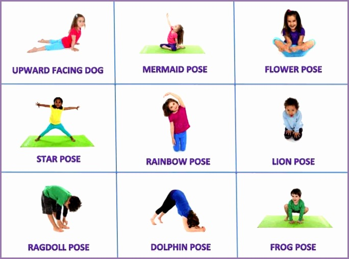 pin Moves clipart child yoga 12
