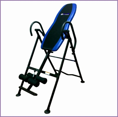 5 Elite Fitness Inversion Table - Work Out Picture Media - Work Out Picture Media