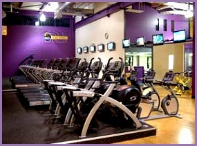 Planet Fitness Elliptical
