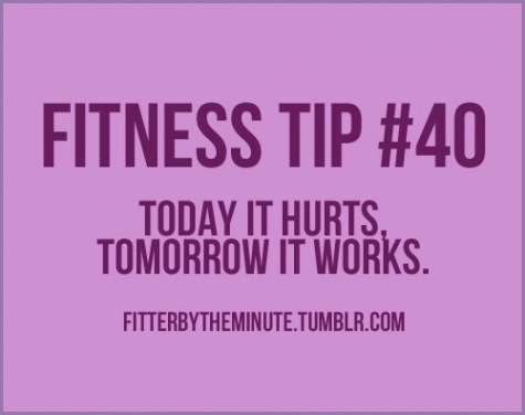 fact fit fitness motivation quote text tip tumblr