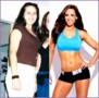 5 Fitness before and after Women