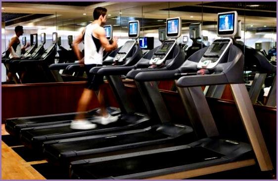 The Langham – Gym Center