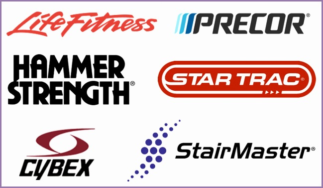 best mercial fitness equipment brands