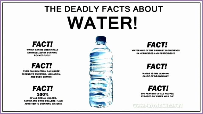The Deadly Facts About Water Healthy Fitness Tips Tricks Body