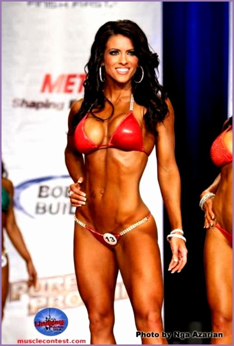 Fitness Model Competition Winner Lhhelc Elegant 141 Best Fitness Bikini Model Suits Images On Pinterest
